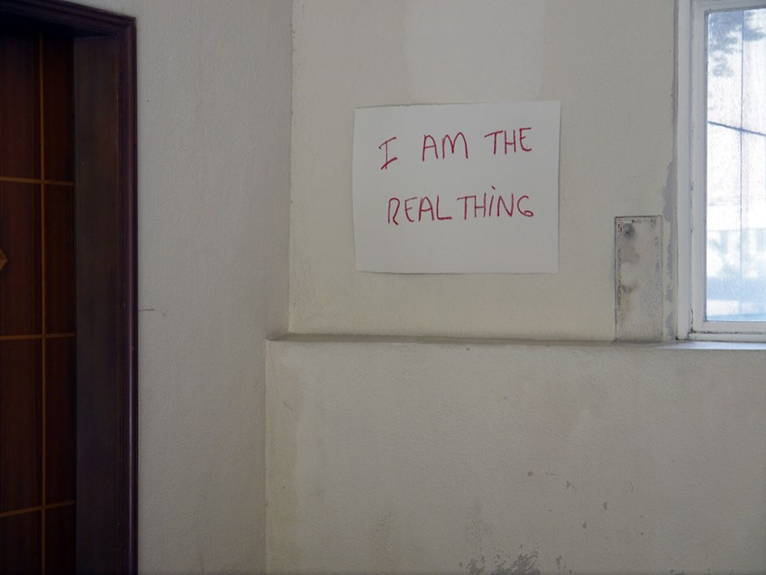 I Am The Real Thing